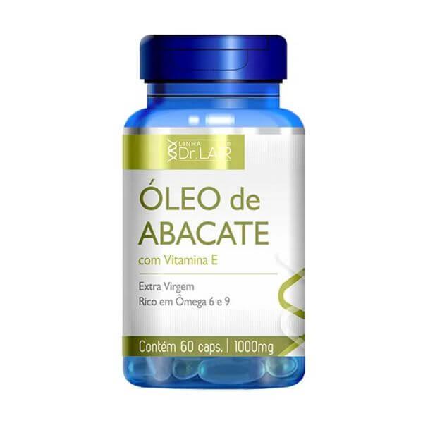 Óleo De Abacate 60 Cápsulas 1000mg - Upnutri