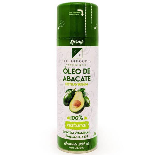 Oleo De Abacate Extra Virgem em Spray 200ml - Klein Foods