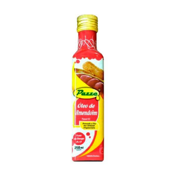 Óleo De Amendoim 250ml - Pazze