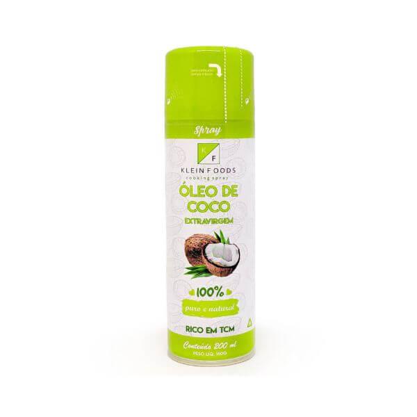 Oleo De Coco Extra Virgem em Spray 200ml - Klein Foods