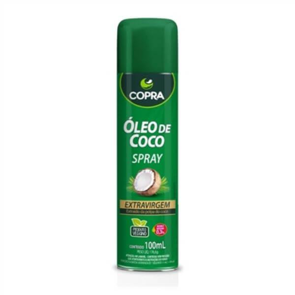 Óleo de Coco Extra Virgem Spray 100ml - Copra