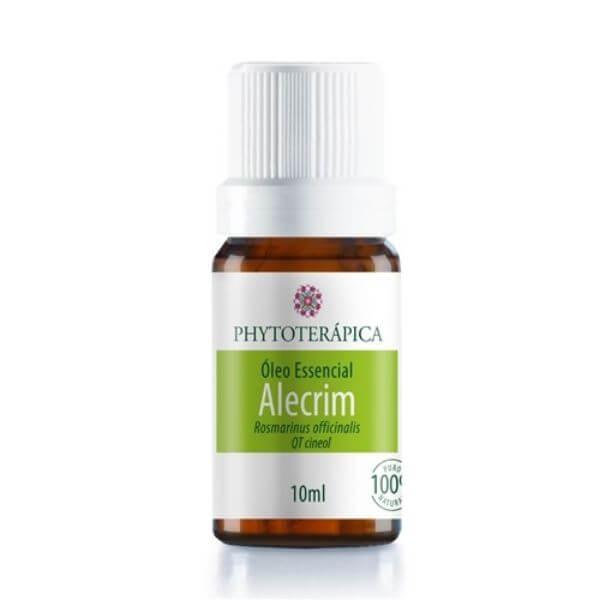 Óleo Essencial de Alecrim 10ml - Phytoterápica