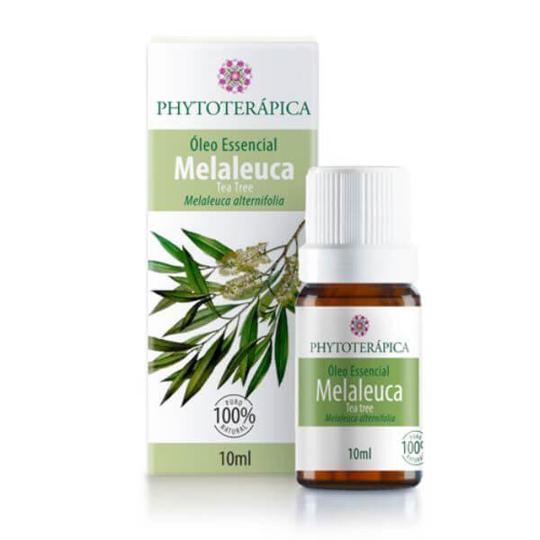 Óleo Essencial de Melaleuca 10ml - Phytoterapica