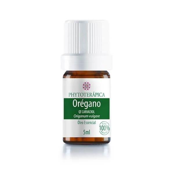 Óleo Essencial de Orégano 5ml - Phytoterápica