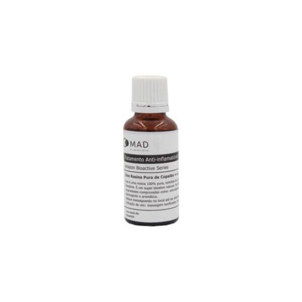 Oleo Resina Pura de Copaiba 30ml - MAD