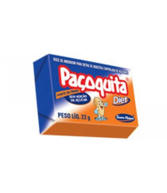 Paçoquita Diet 22gr - Santa Helena