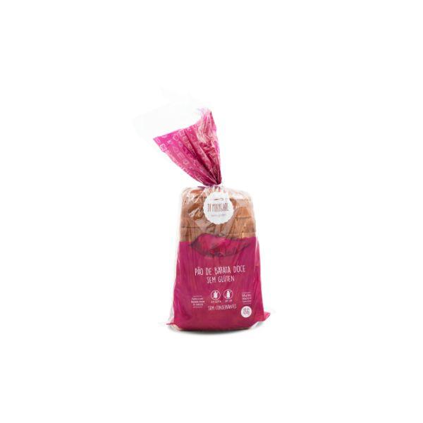 Pão De Batata Doce Sem Glúten E Sem Lactose 450gr - Di Mangiare