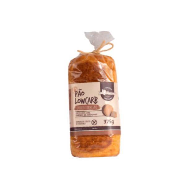 Pão Low Carb De Queijo 375gr - Gulowseimas