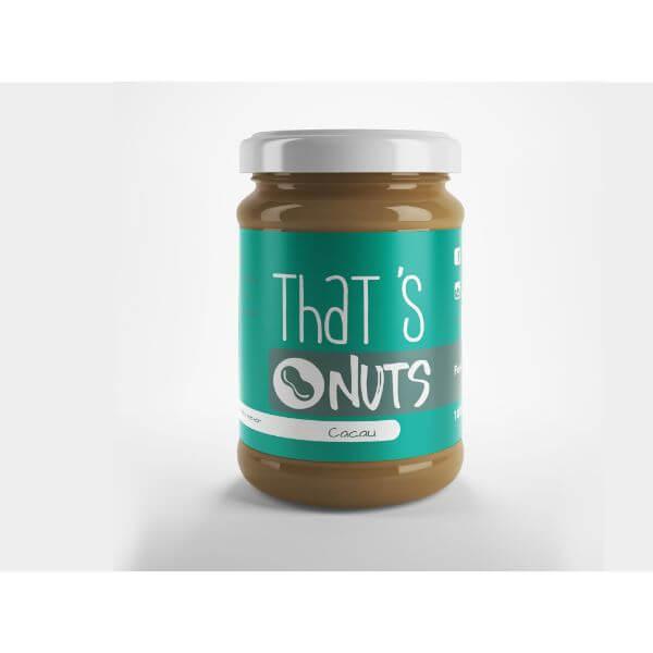 Pasta de Amendoim com Cacau 350G - That's Nuts