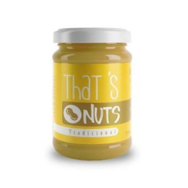 Pasta de Amendoim Tradicional 1KG - That's Nuts