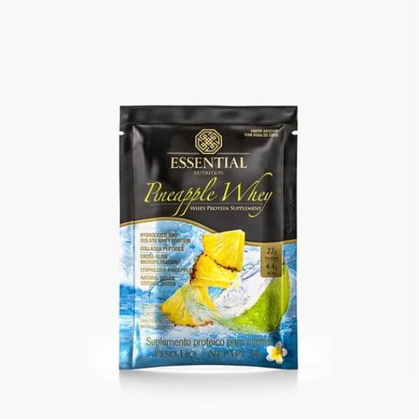 Pineapple Whey Sachê 34gr - Essential Nutrition