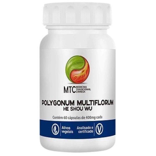 Polygonum Multiflorum (fo-ti He Shou Wu) 60 Caps - Vitafor