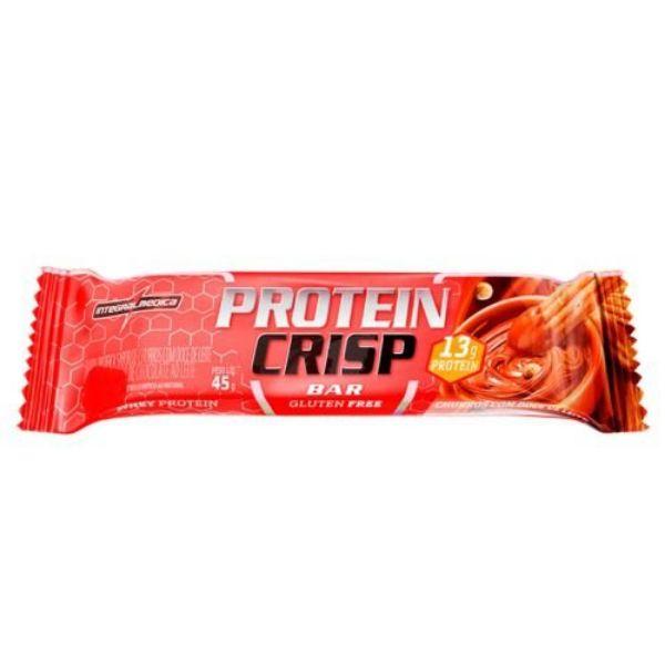Protein Crisp Churros c/ Doce de Leite 45gr  - Integral Médica