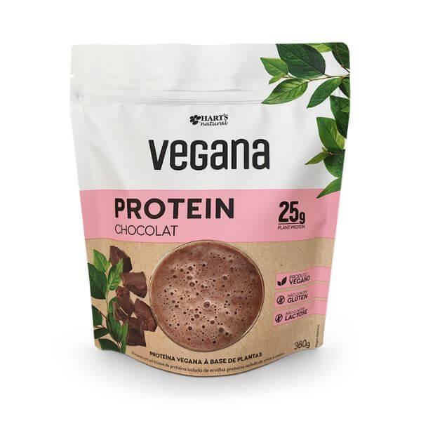 Proteina Vegana Chocolate 300gr - Harts
