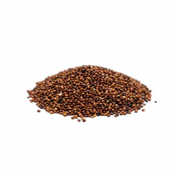 Quinoa Vermelha Em Grãos