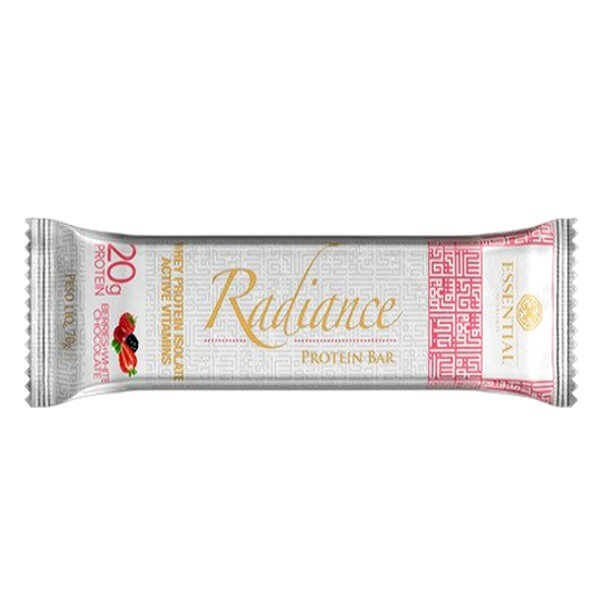 Radiance Berries + White Chocolate 70gr - Essential Nutrition