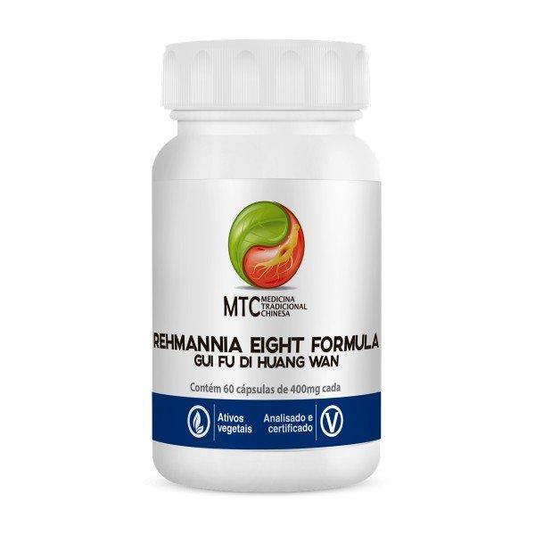 Rehmannia Eight Form (gui Fu Di Huang Wan) 60 Cáps - Vitafor