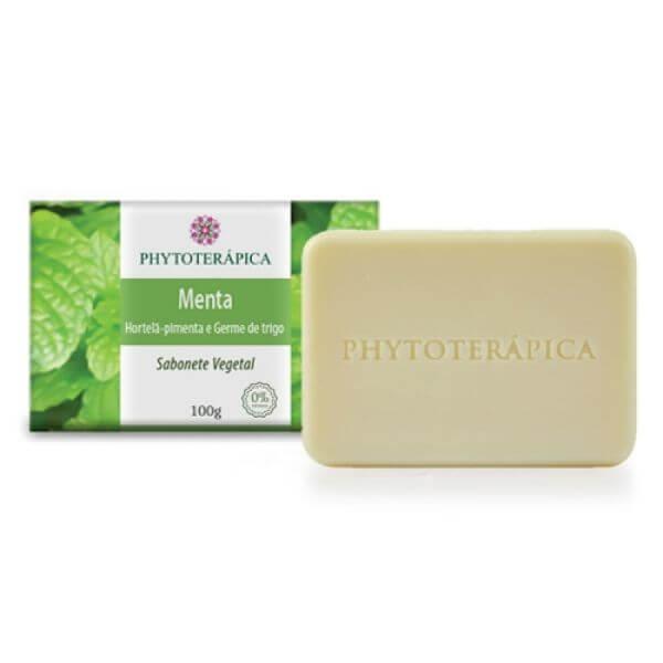 Sabonete Menta & Germe de Trigo 100g - Phytoterápica