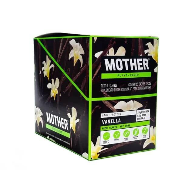 Sport Sache Protein sabor Baunilha Display 15x31g - Mother