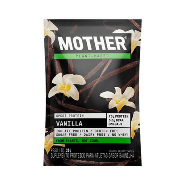 Sport Sache Protein sabor Baunilha Sache 31g Mother