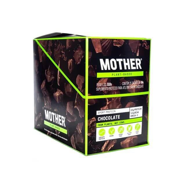 Sport Sache Protein sabor Chocolate Display 15x34g Mother