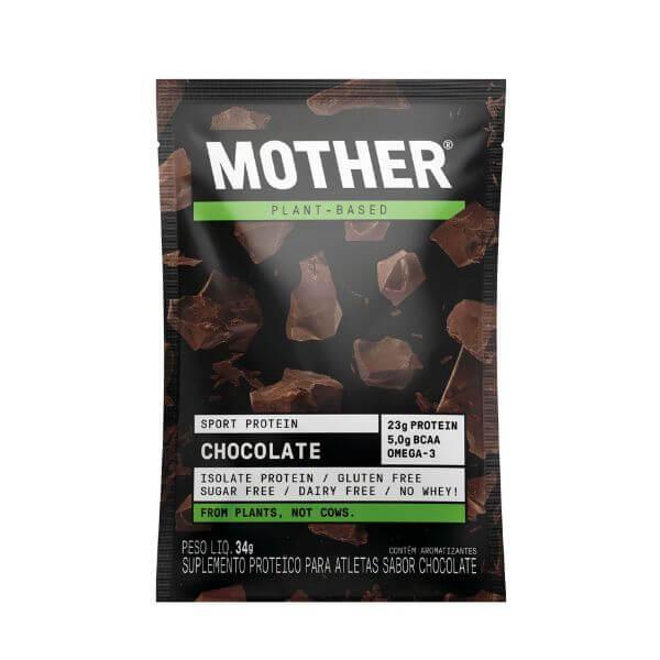 Sport Sachê Protein Sabor Chocolate Sachê 34gr - Mother