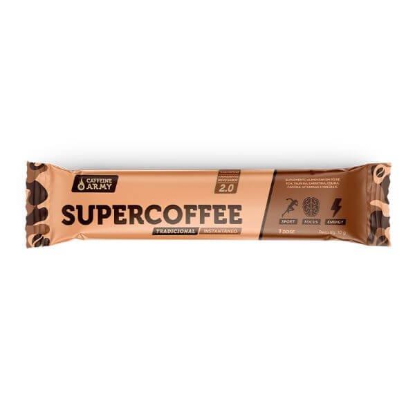Super Coffe Sachê 10gr - Caffeine Army