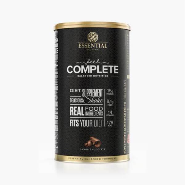 Suplemento Alimentar Feel Complete 547gr - Essential Nutrition