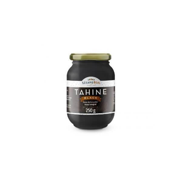 Tahine Black Integral 250g - Sesamo Real