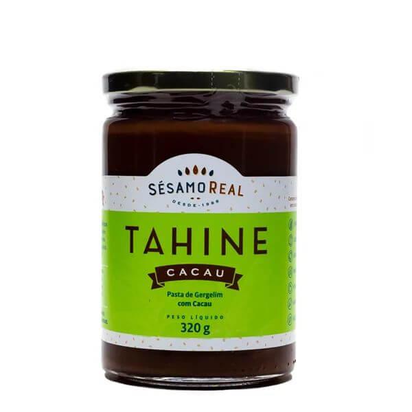 Tahine Cacau 320gr - Sesamo Real