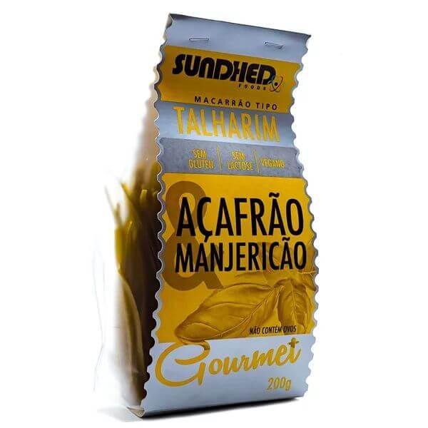 Talharim Gourmet Acafrao c/ Manjericao 200g - Sundhed