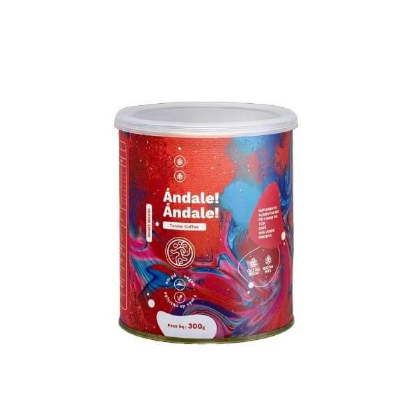 Termo Coffe Andalé Andalé 300gr - Ocean Drop