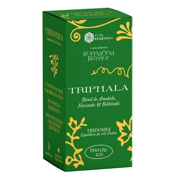 Triphala 60gr - Viva Regenera