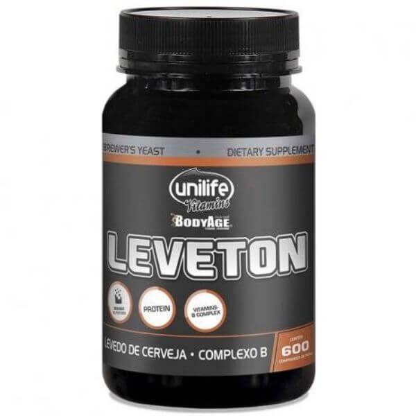 Uni Leveton Complexo B 600 Comprimidos de 450mg - Unilife