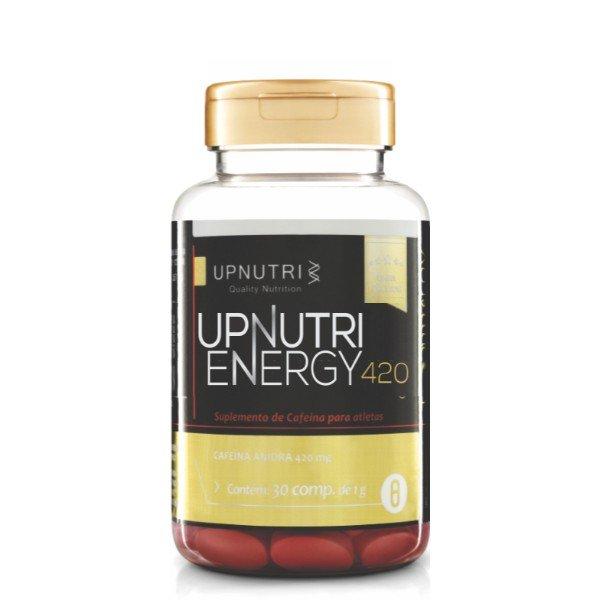 Up Energy (Cafeina) 30 Cápsulas De 1000mg - Upnutri