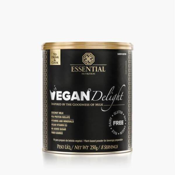 Vegan Delight Lata 250gr - Essential Nutrition