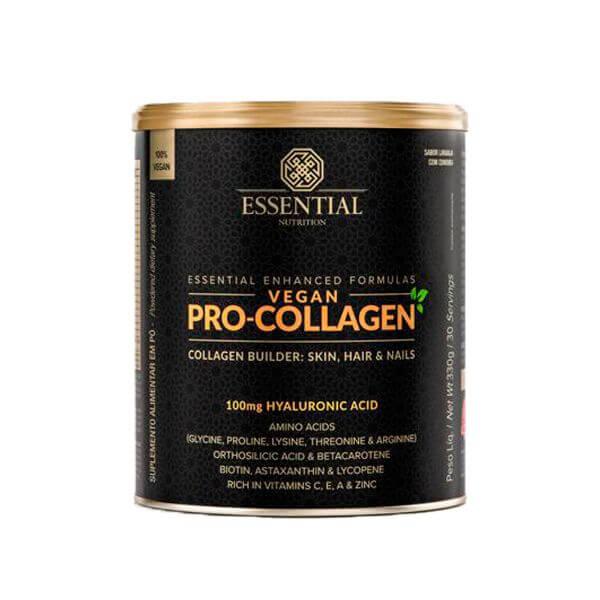 Vegan Pro-Collagen Lata 330G/30Ds Essential