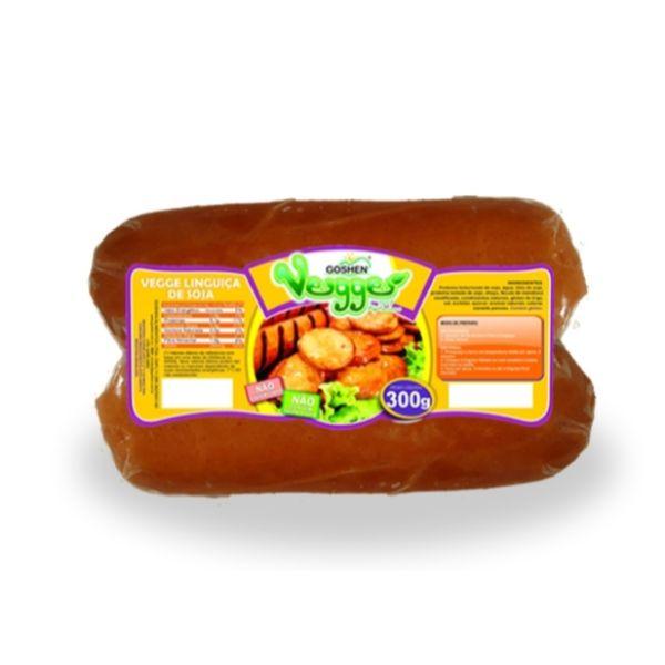 Vegges Linguiça de Soja 300gr - Goshen