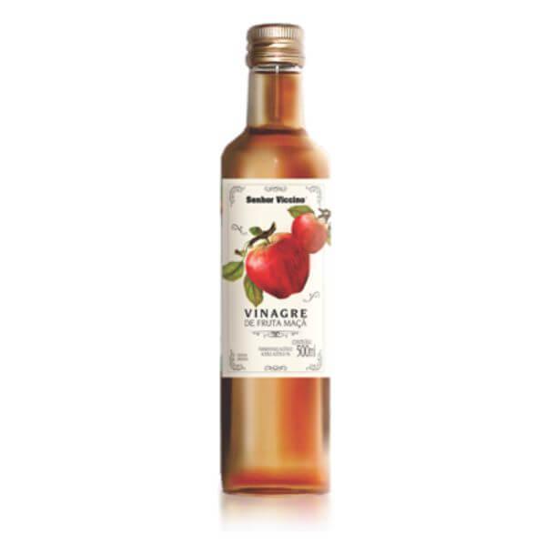 Vinagre de Maçã Orgânico Vita 250ml - Almaromi Viccino