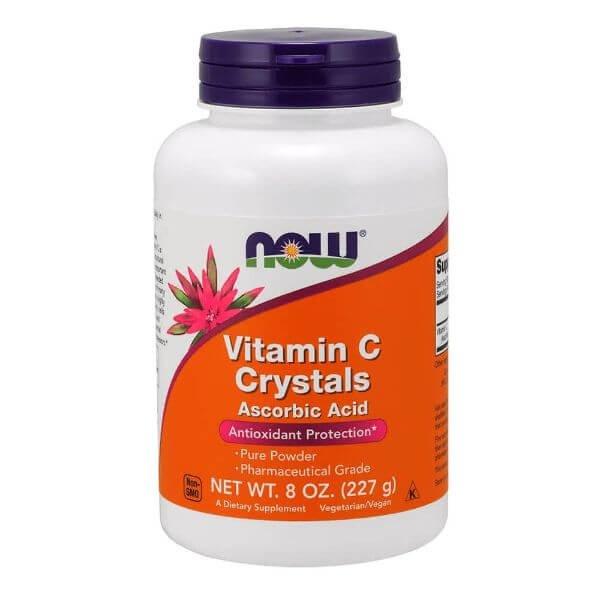 Vitamina C em Pó 227gr - Now