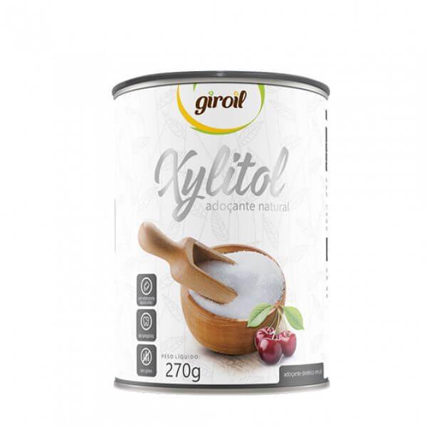Xylitol Cristalino 270gr - Giroil
