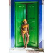 Conjunto Lorena amarelo