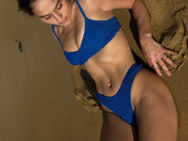 Conjunto Elisa azul
