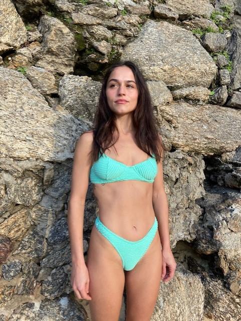 Conjunto Elisa Verde agua
