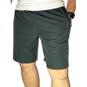 Bermuda Masculina Esportiva Com Sunga Plus Size Delkor 148017