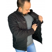 Jaqueta Masculina Acolchoada Facinelli  518006 510068 Plus Size