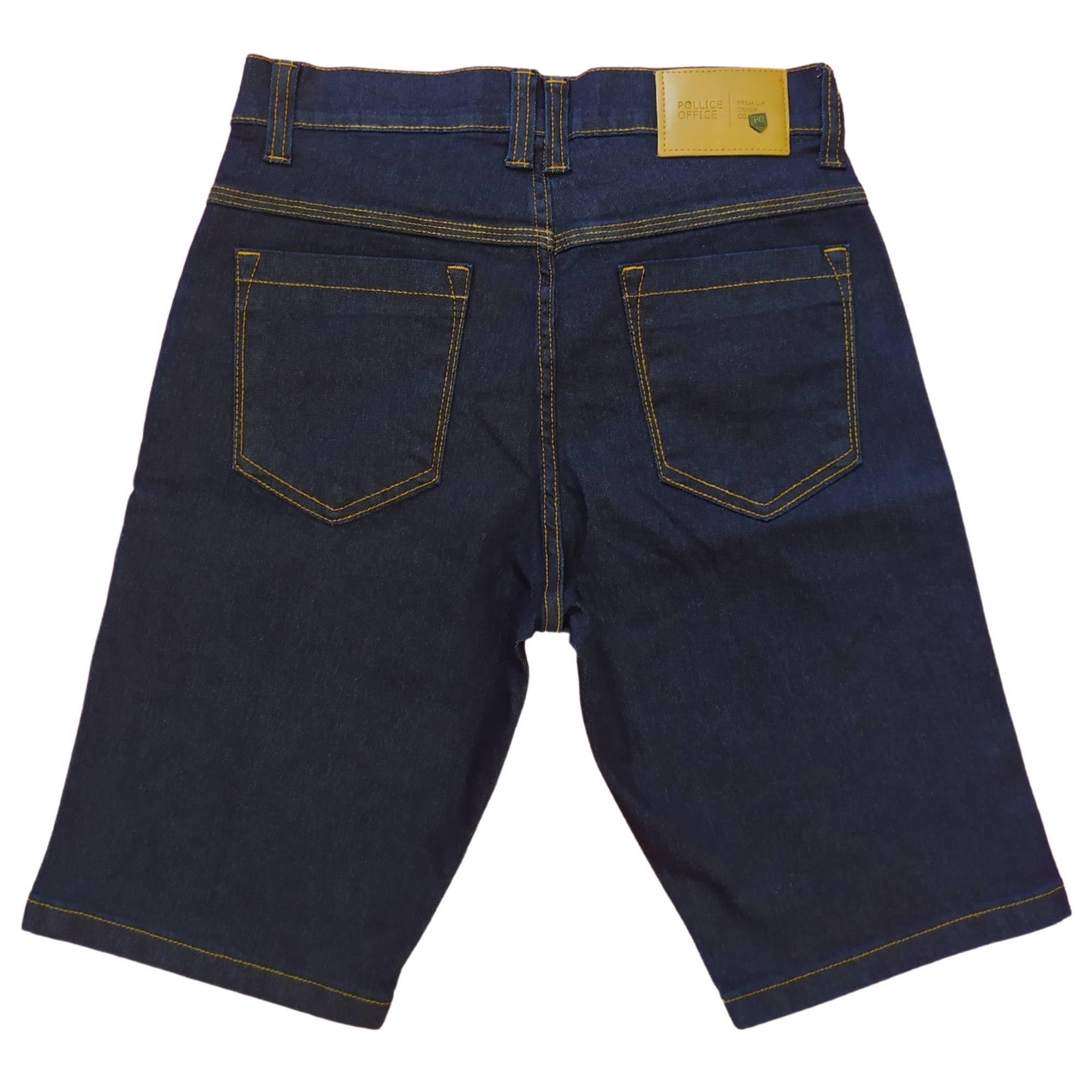 Bermuda Police Jeans 928