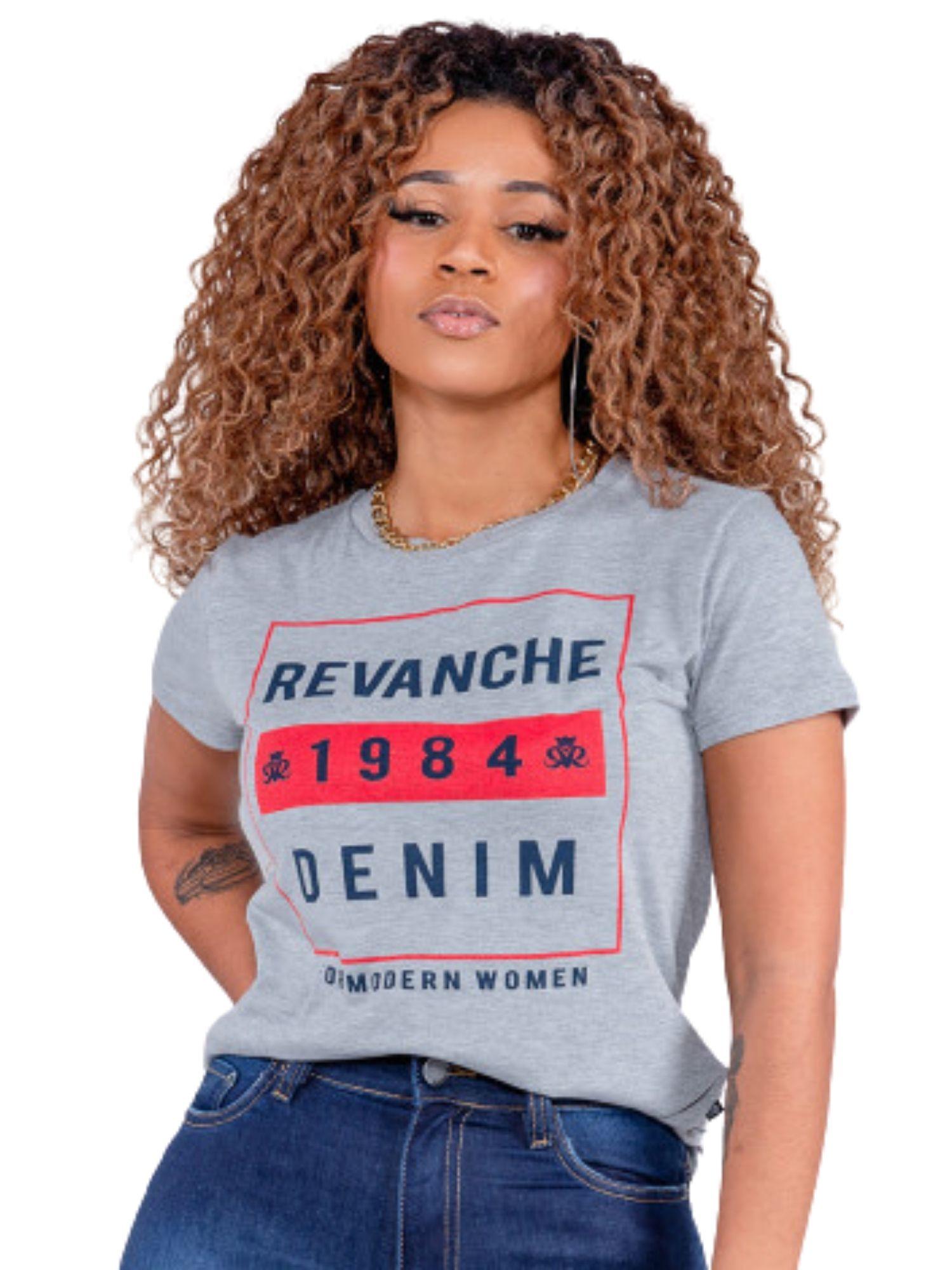 Blusa T-Shirt For Modern Women Revanche  97987
