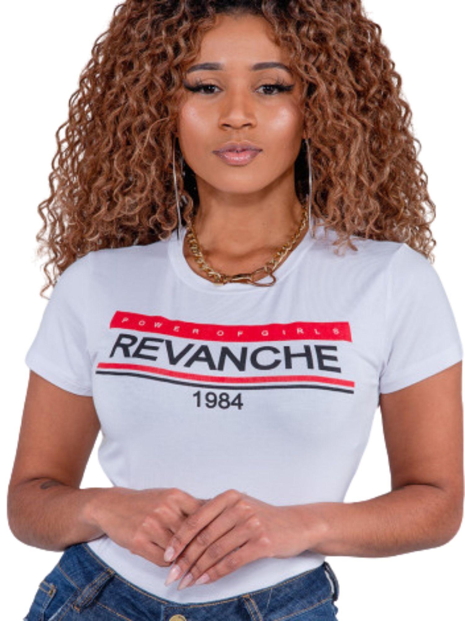 Blusa T-Shirt Revanche  97983