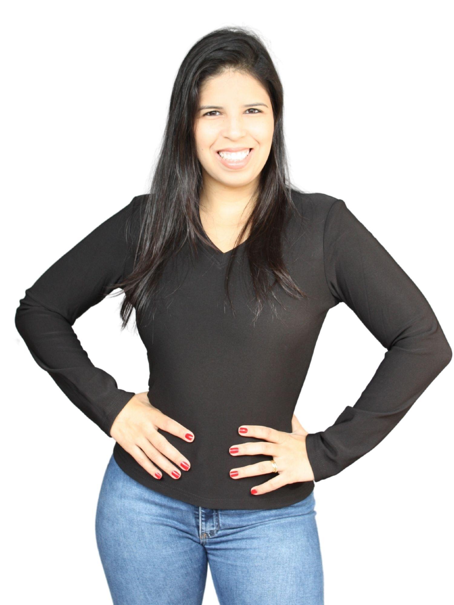 Blusas Termica Peluciada Facinelli  670266
